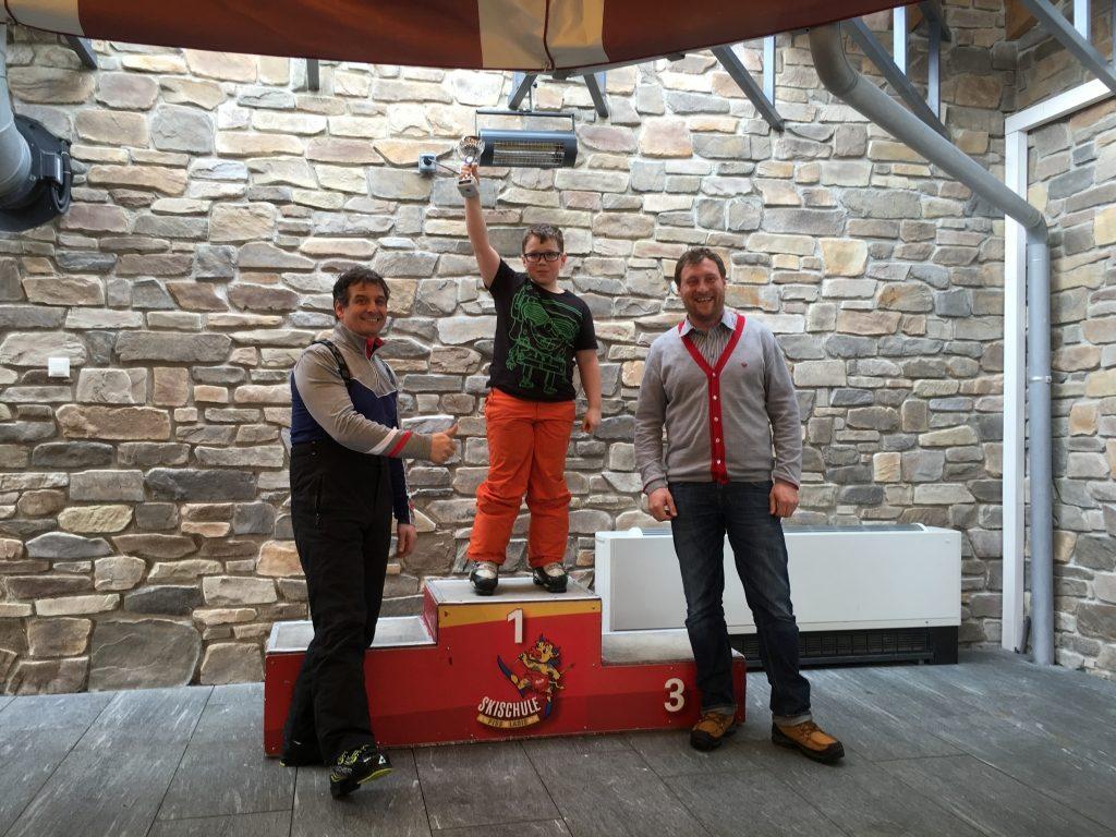 Kinder- und Schülerskirennen 2016
