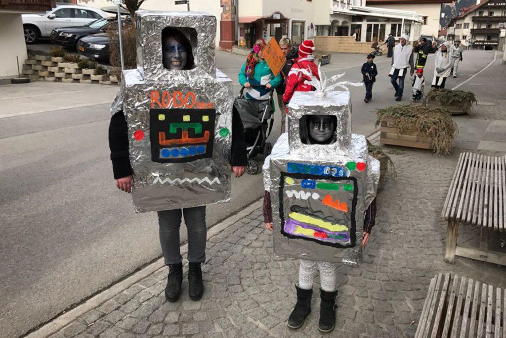 Faschingsfeier Ladis 2017