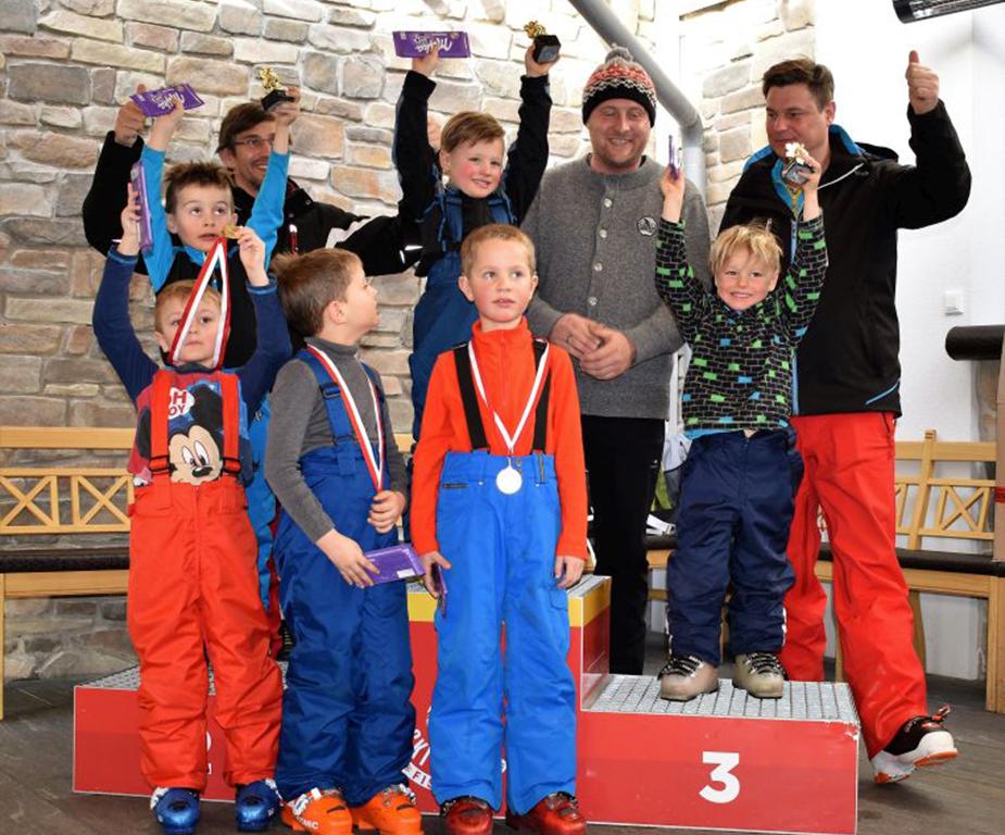 Kinder- und Schülerskirennen 2017