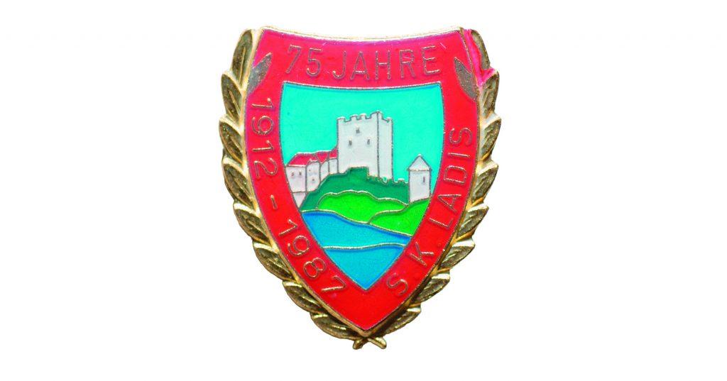 Logo SK Ladis - 75 Jahre